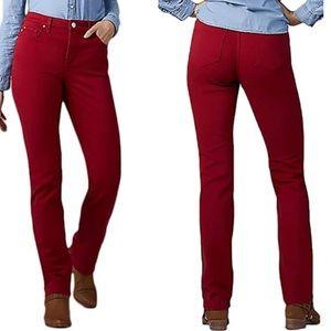 Lee Platinum Label-Red Dahlia Jeans